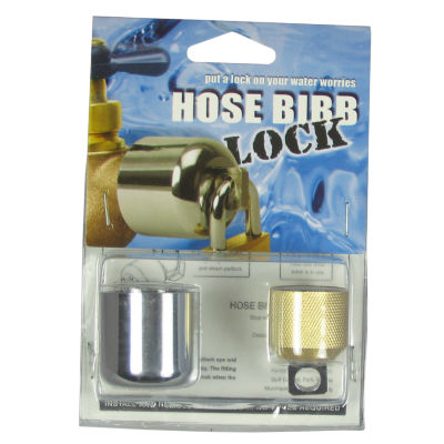 Conservco DSL-1 Hose Bib Lock Without Padlock