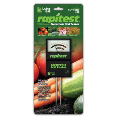 Luster Leaf 1860 Rapitest Electronic Soil Tester