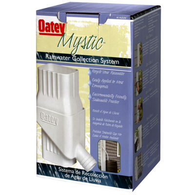 Oatey 14209 Mystic Rainwater Collection System