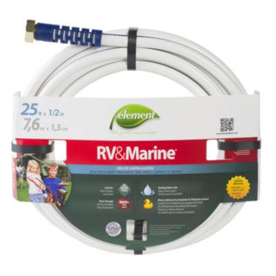 "Swan Hose ELMRV12025 1/2"" x 25' Marine & Camper Water Hose"