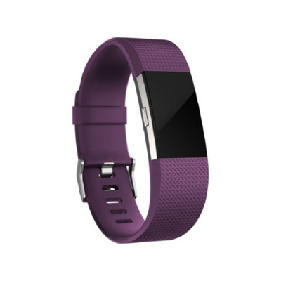 Fitbit Charge 2 Classic Accessory Band - Plum