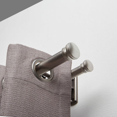 JCPenney Home Mix & Match Double Curtain Rod