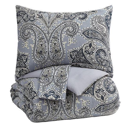 Signature Design by Ashley® Susannah 3-Piece Comforter Set