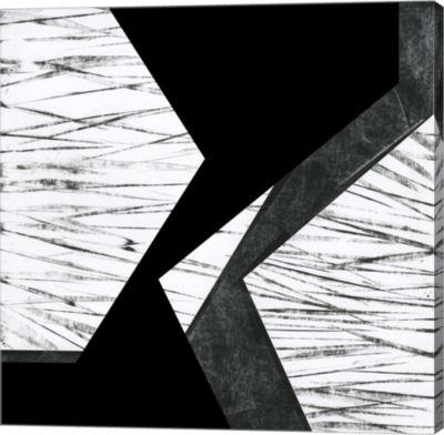 Metaverse Art Orchestrated Geometry VI Canvas WallArt