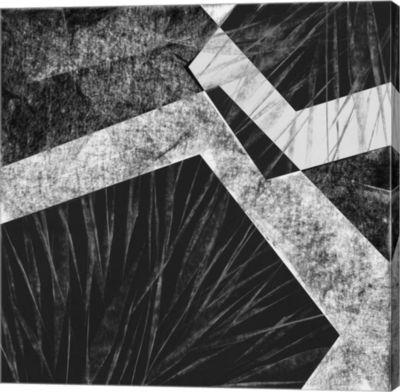Metaverse Art Orchestrated Geometry IX Canvas WallArt