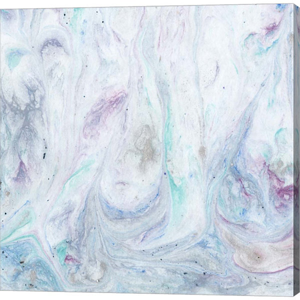 Metaverse Art Marble IV Canvas Wall Art