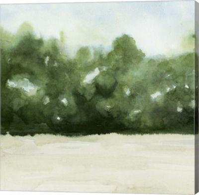 Metaverse Art Loose Landscape I Canvas Wall Art