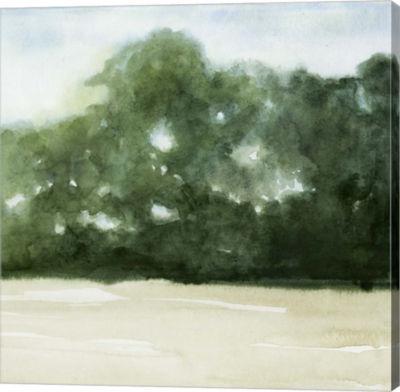 Metaverse Art Loose Landscape II Canvas Wall Art