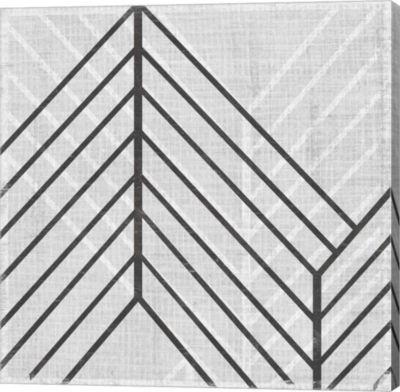 Metaverse Art Diametric V Canvas Wall Art