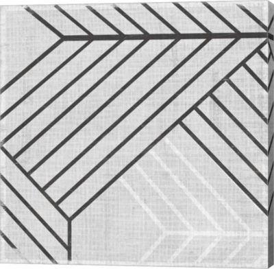 Metaverse Art Diametric VI Canvas Wall Art