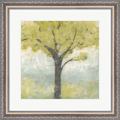 Metaverse Art Spring Arbor I Framed Wall Art