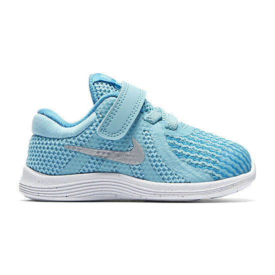 Nike® Revolution 4 Girls Running Shoes - Toddler - JCPenney 945222f636ae