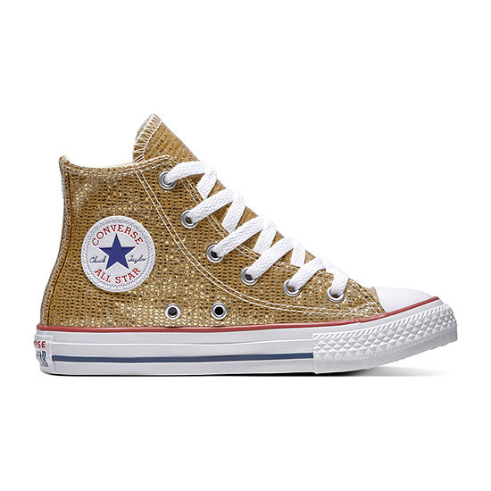 Converse Chuck Taylor All Star Hi Little Kid/Big Kid Girls Lace-up Sneakers