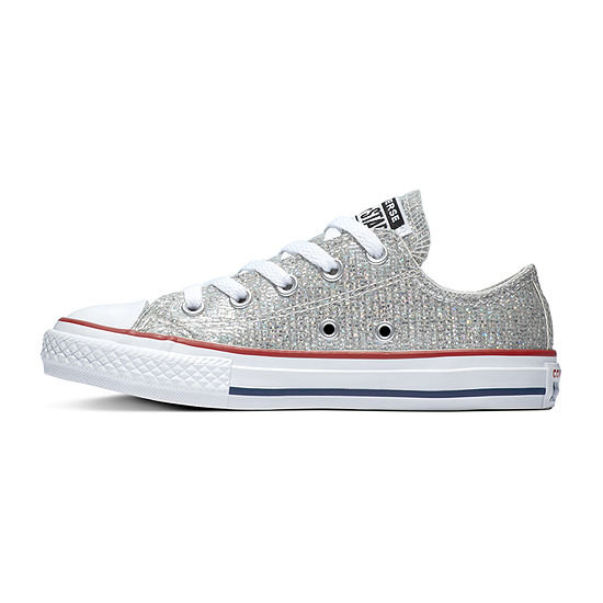 Converse Chuck Taylor All Star Ox Little Kid/Big Kid Girls Lace-up Sneakers