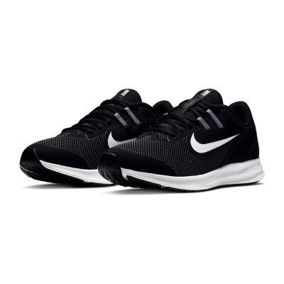 Nike Nk Dwnshftr 9 W Gs Big Kids Boys Sneakers Lace-up Wide Width