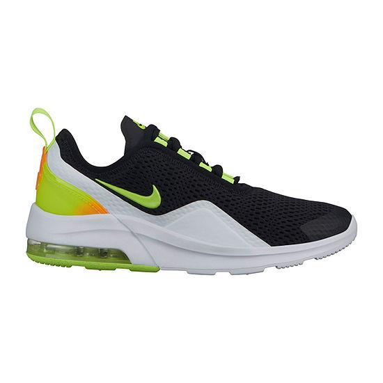 Nike Air Max Motion 2 Big Kids Boys Sneakers