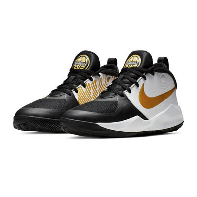 Nike Nk Hustle D9 Big Kids Boys Sneakers Lace-up