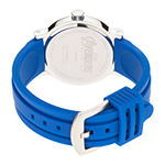 Avengers Mens Blue Strap Watch-Wma000344