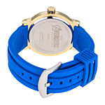 Marvel Avengers Mens Blue Strap Watch-Wma000345
