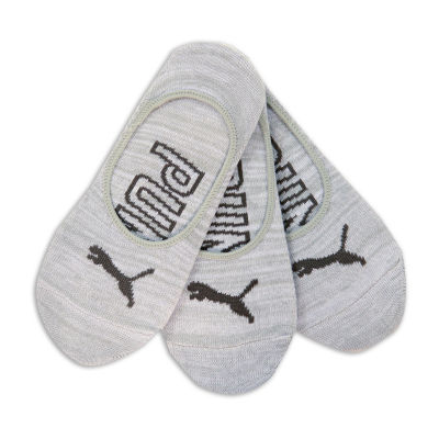 Puma 3 Pair Knit Liner Socks - Womens