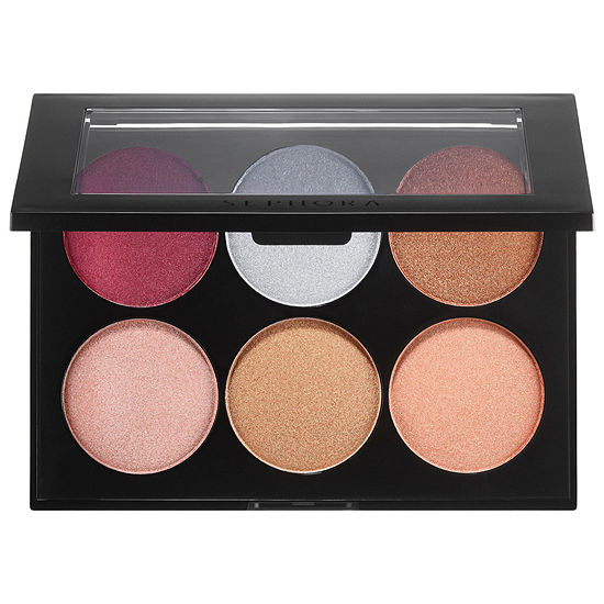 Sephora Collection Metallic Face Palette