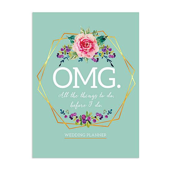 Tf Publishing Omg Wedding Planner