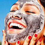 GLAMGLOW Mini SUPERMUD® Activated Charcoal Treatment Mask