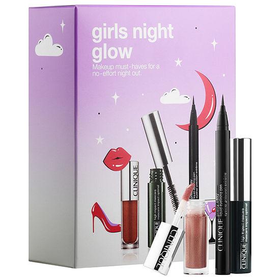 CLINIQUE Mini Girl's Night Glow Eye and Lip Set