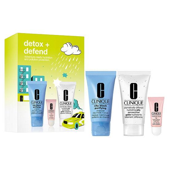 CLINIQUE Detox + Defend