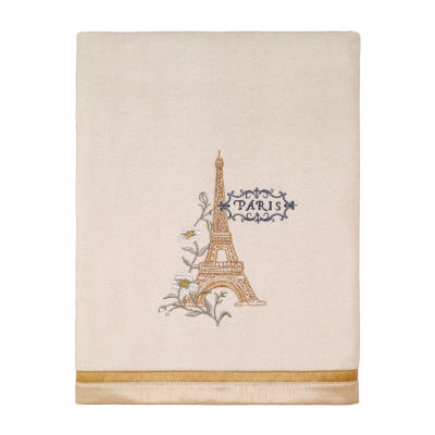 Avanti Paris  Botanique Embellished Bath Towel