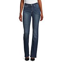 Love Indigo-Tall Womens Regular Fit Bootcut Jean Deals