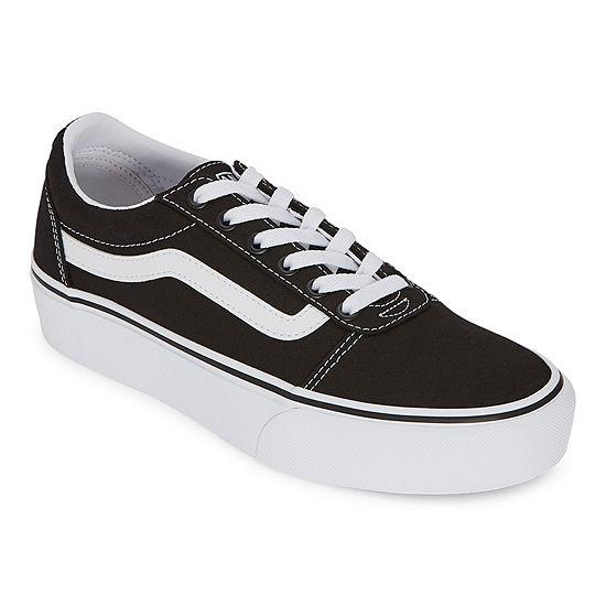 Vans Ward Platform Womens Skate Shoes