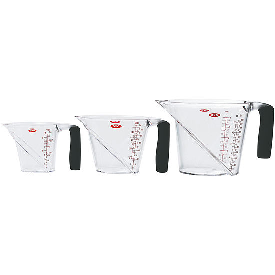 OXO Good Grips® 3-pc. Angled Measuring Cup Set