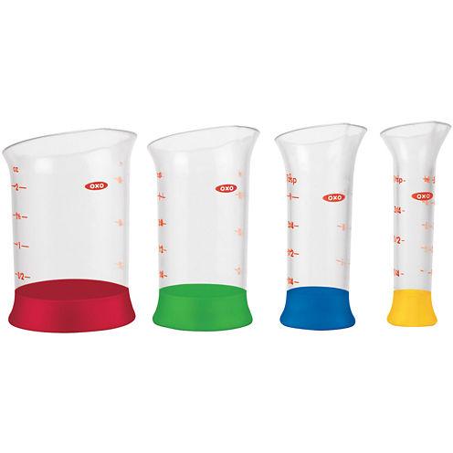 OXO Good Grips® 4-pc. Mini Measuring Beaker Set