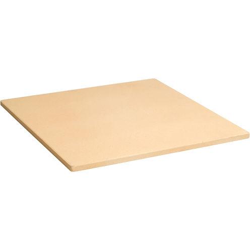 """Charcoal Companion® 15"""" Square Pizza Stone"""