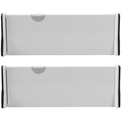 "OXO Good Grips® 2-Pack 4"" Expandable Drawer Dividers Set"