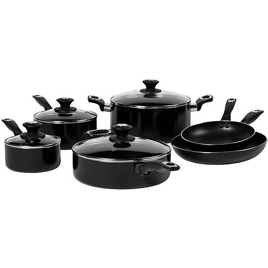 Bella™ 10-pc. Aluminum Nonstick Cookware Set
