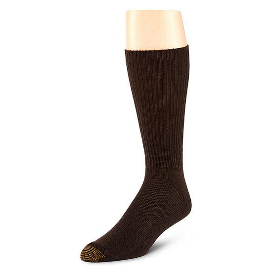 Gold Toe® 3-pk. Fluffies® Casual Acrylic Crew Socks