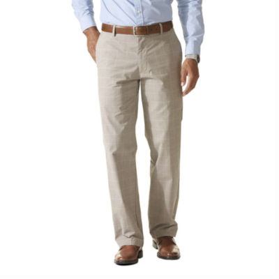 Dockers® Signature Lux Flat-Front Pants