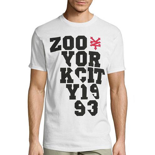 Zoo York® Sliced Diced Short-Sleeve Tee