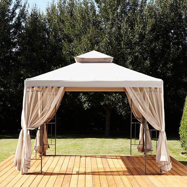 Outdoor Oasis™ Outdoor Gazebo : outdoor patio tents - memphite.com