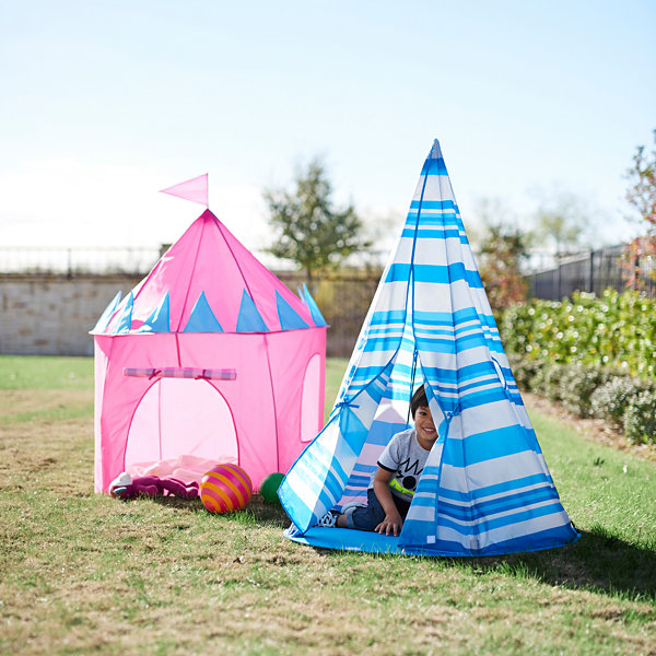 Outdoor Oasis™ Princess Castle Pop-Up Tent : princess castle pop up tent - memphite.com