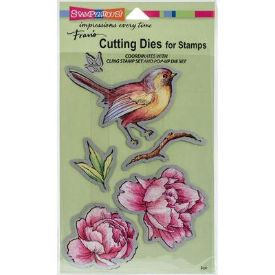 Stampendous Bird Blossom Dies