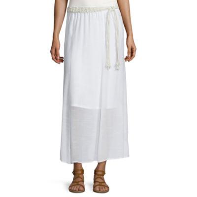 Alyx® Gauze Belted Skirt
