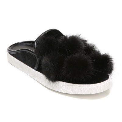 Libby Edelman Womens Mona Mules Pull-on Round Toe
