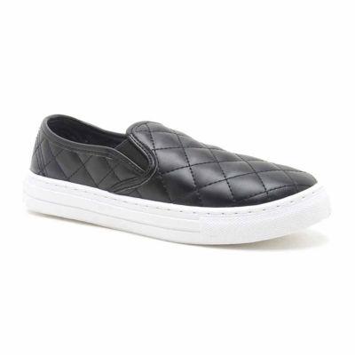 Qupid Reba Quilted Womens Sneakers