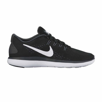 Nike Flex Run 2017 Mens Running Shoes Lace-up