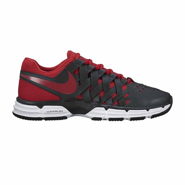 MEN'S NIKE LUNAR FINGERTRAP TRAINERS shoes SIZE 9.5 Lunarlon