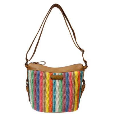 Rosetti Savannah Garden Crossbody Bag