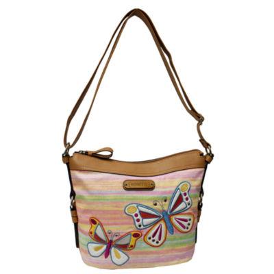 Rosetti® Savannah Garden Mid Crossbody Bag